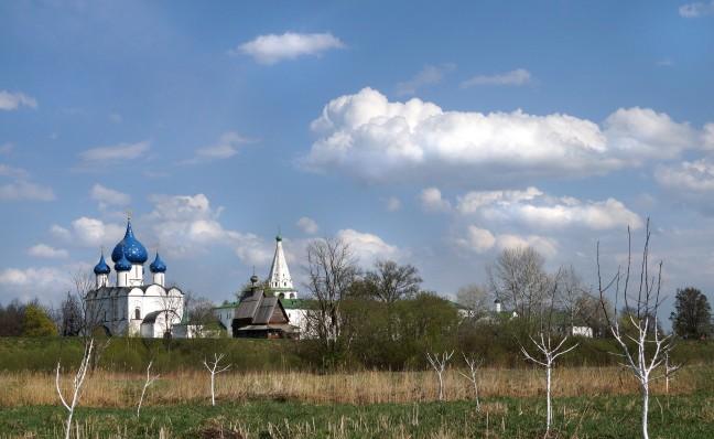 Suzdal, een levend(ig) museumdorp