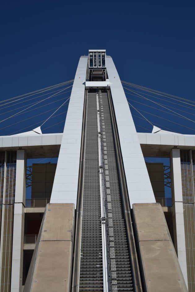 Skycar @ Moses Mabhida Stadion Durban