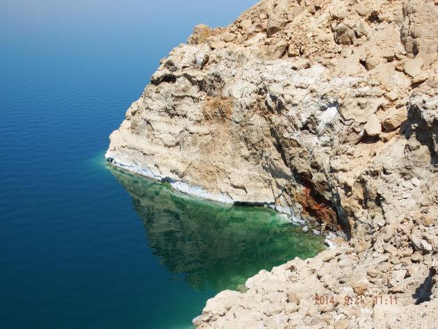 De Dode Zee - Jordanië - het perfecte balletbeen