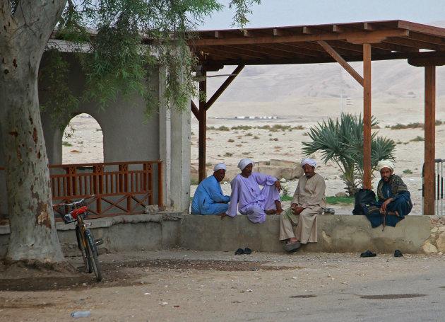 Mannen bij Qoerna