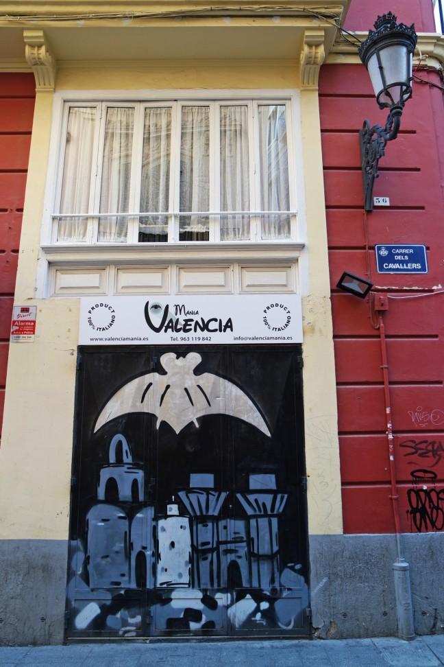 De vleermuis van Valencia