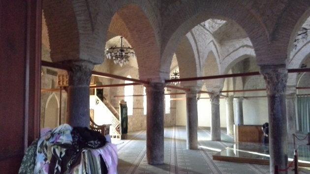 Yivli Minare Moskee in Kaleici