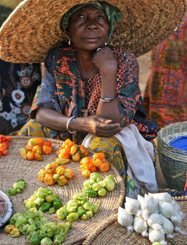 Gezond voedsel in Togo