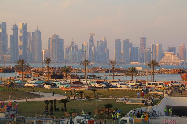 Doha ontwikkelt