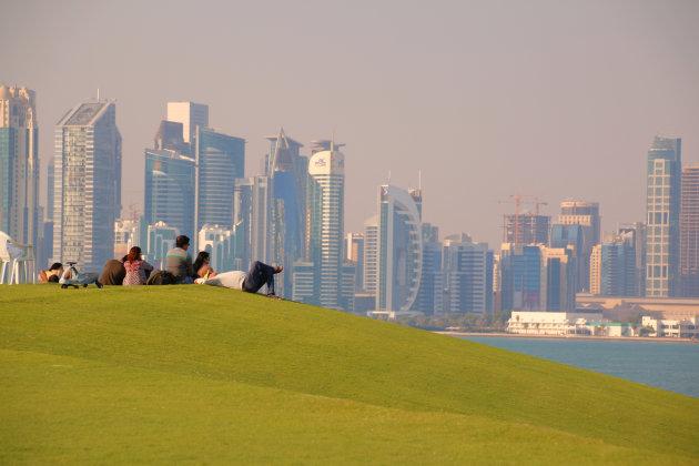 Doha, bijzonder is het wel