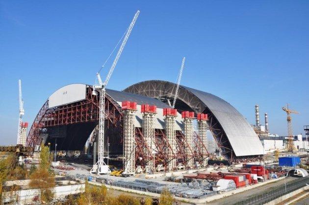 NSC in Chernobyl