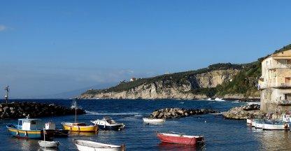 Boottocht langs Amalfikust