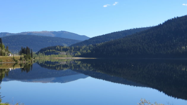 Als een spiegel; Jack of Clubs Lake Canada
