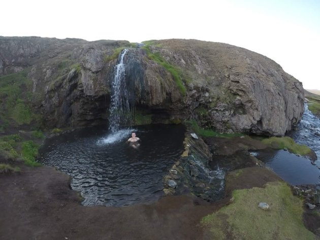 Uniek stukje IJsland; warmwaterbron Laugarvellir