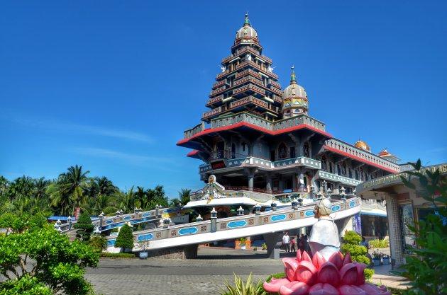 Kerk en tempel