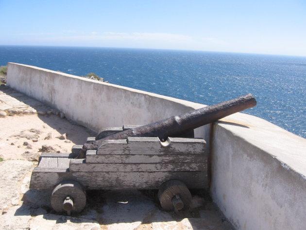 Het einde van de wereld: Cap Saint Vincent
