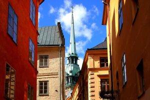 Drie Redenen om naar Stockholm te Gaan