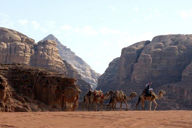 mooiste woestijn