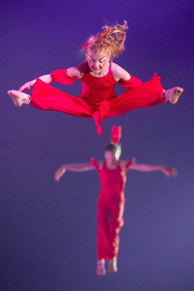 toekomst voor cirque du soleil is verzekerd