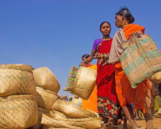 Marktentour Chhattisgarh/Orissa