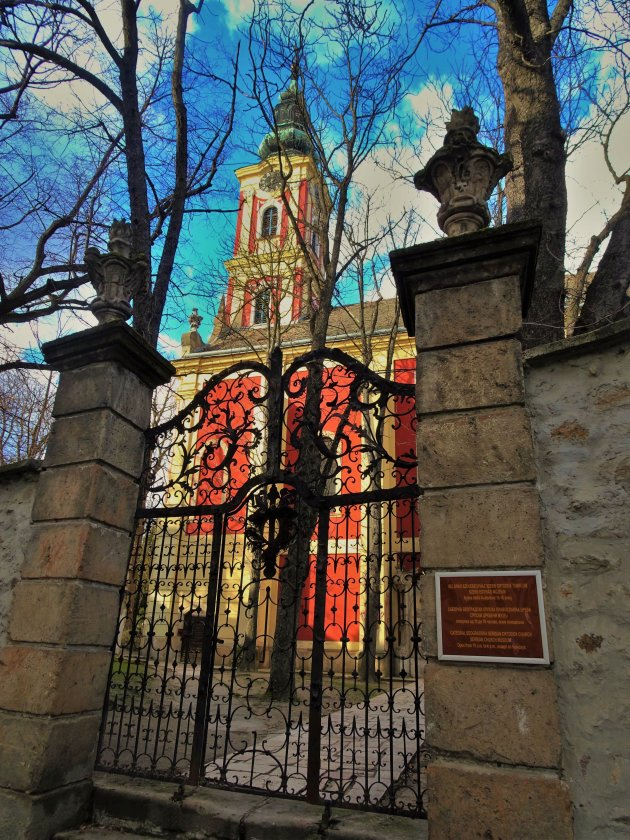 Belgradokerk in Szentendre