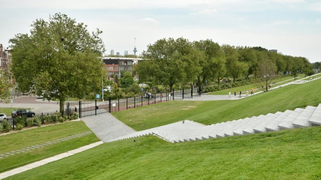 dakpark, Rotterdam