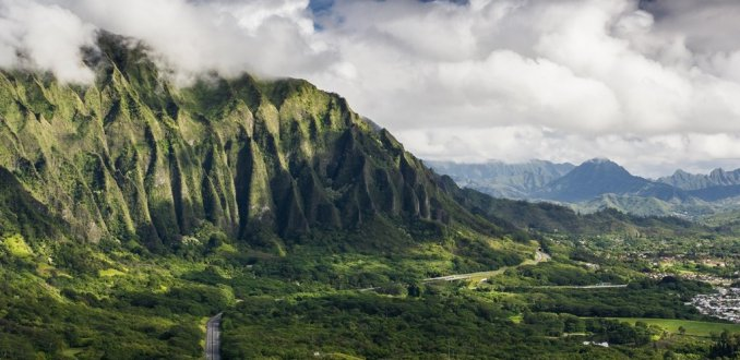 Groen Oahu - Hawaii