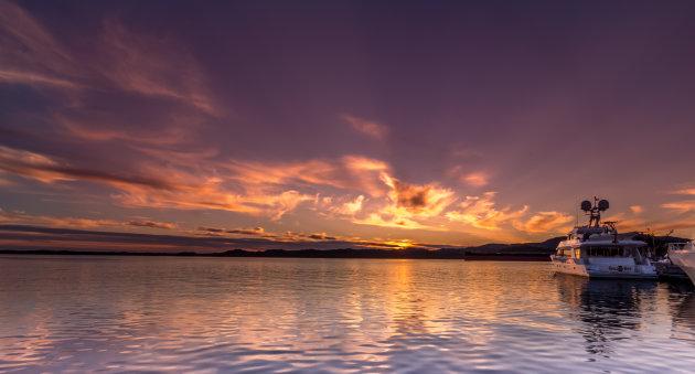 Prince Rupert sunset