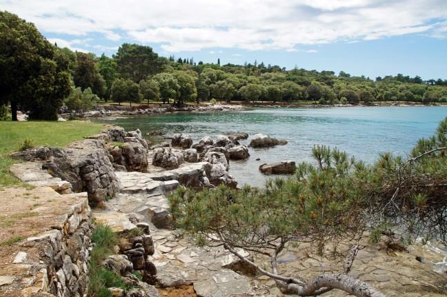 Park šuma Zlatni Rt Rovinj
