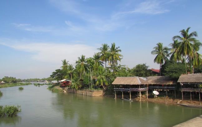 De 4000 eilanden van Laos