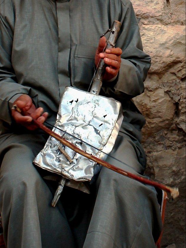 Bijzonder Jordaans Instrument