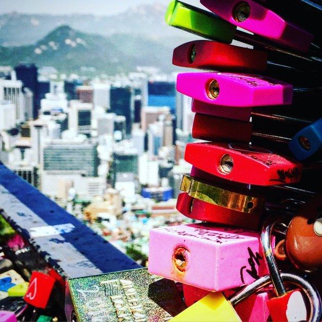 De toren van Seoul