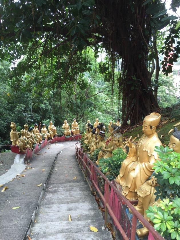 Klooster van de tienduizend boeddha's