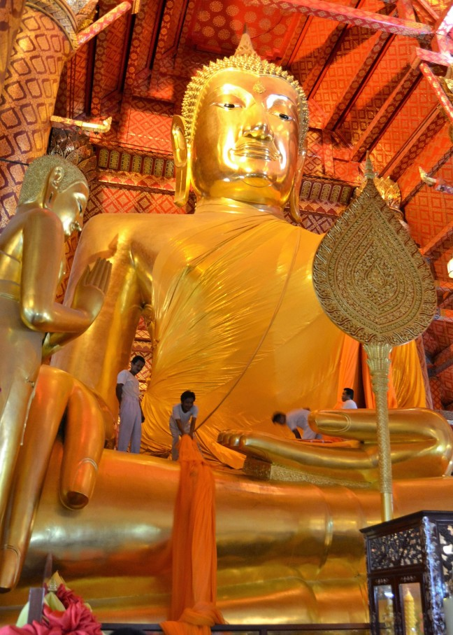 De Wat Phanan Choeng