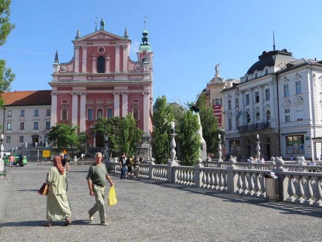 Ljubljana, Europa's Groene Hoofdstad 2016