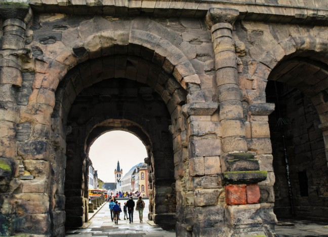 Welkom in Trier