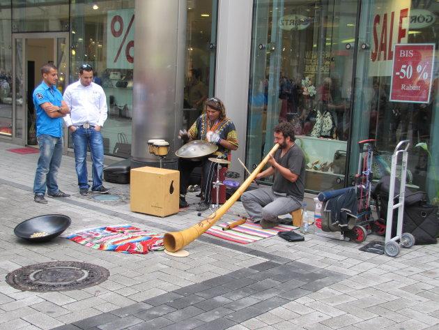 Die Kölner Stadtsmusikanten