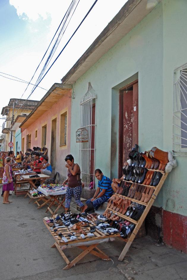 Markt in Trinidad!
