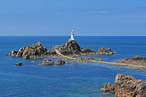 Corbiere Lighthouse!