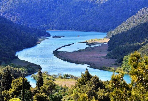 Het groene hoogtepunt van Dalmatië