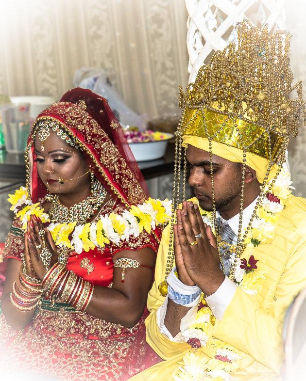 Hindostaans huwelijk