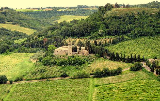 Umbrië, het ruwe broertje van Toscane