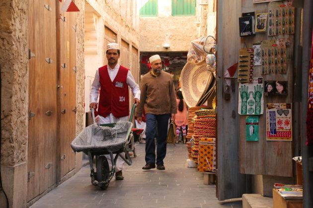 Soukhs van Doha