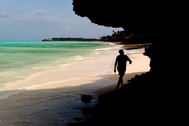 De Zuidoostkust van Zanzibar