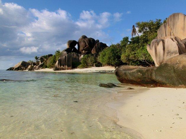 Allemaal kleine strandjes