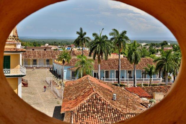 Trinidad vanuit een torentje