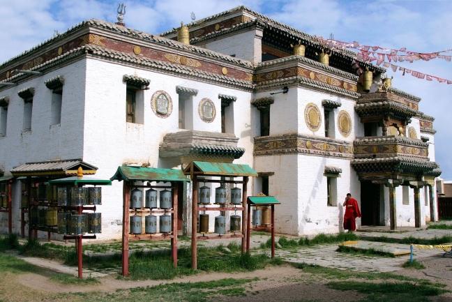 de witte tempel Lavrin Sum