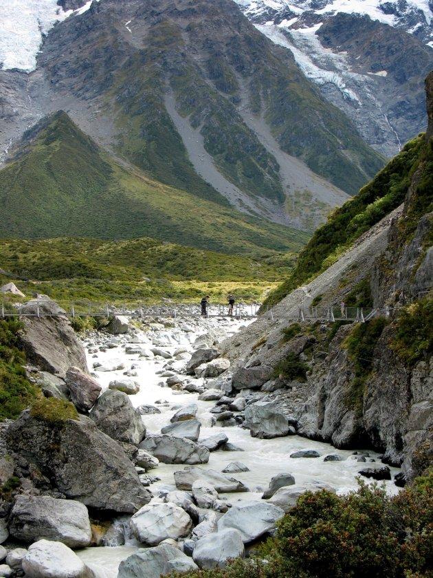 De beste wandeling naar Mount Cook