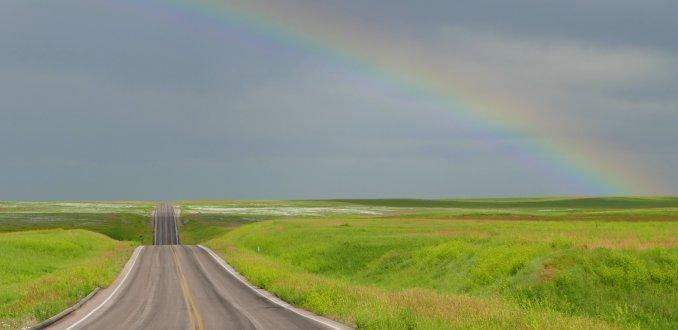 Prairielandschap