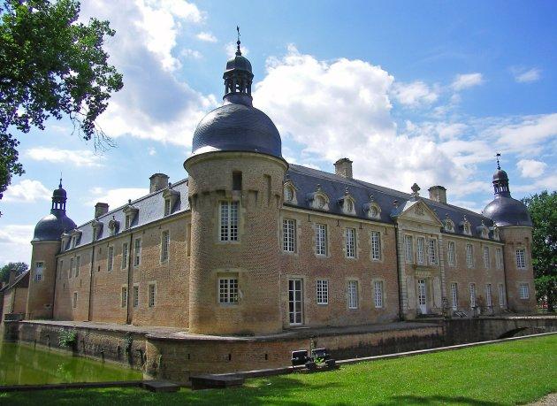 kasteel Pierre-de-Bresse