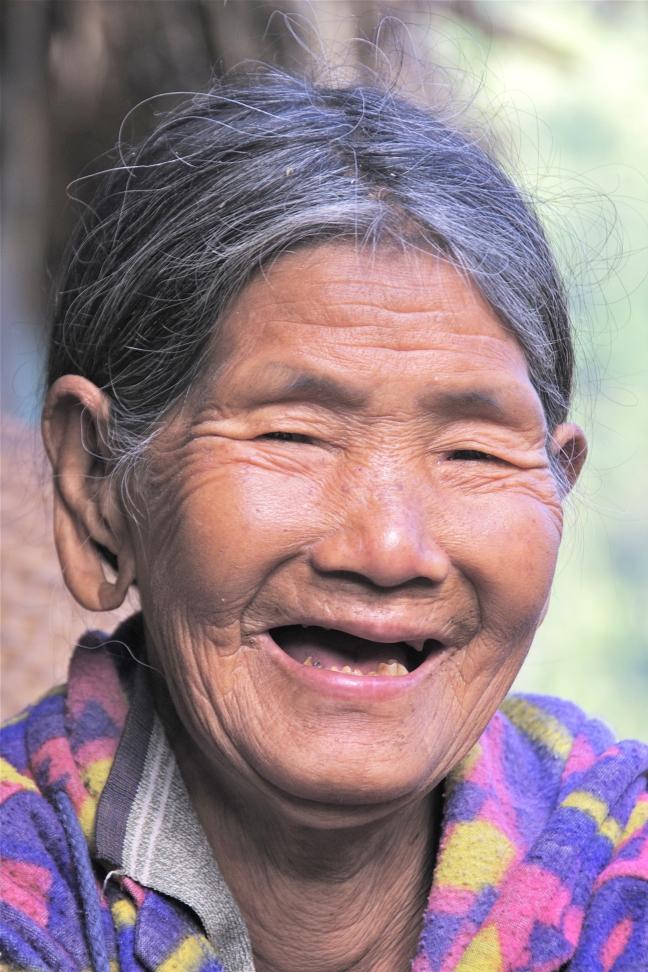 geweldige lach