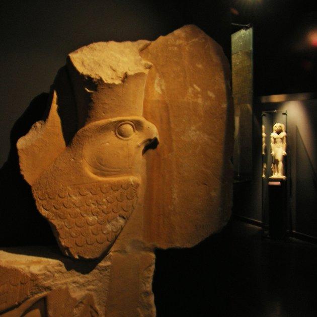 Horus in Nationaal Museum Alexandrië