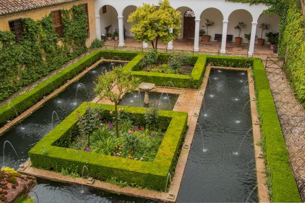 Jardin del Cipres de la Sultana