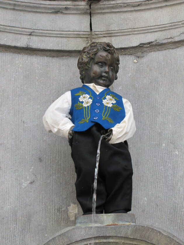 De bekendste inwoner van Brussel