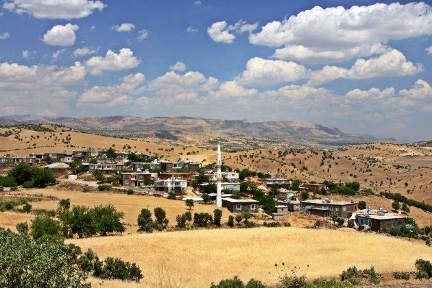 zuidoost Anatolisch landschap